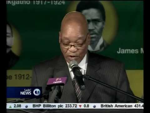 Zuma hails Mandela as a magnetic leader