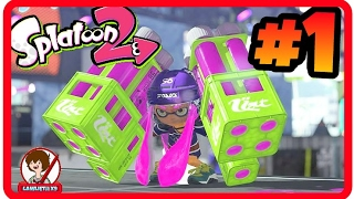 ► SPLATOON 2: #1 EPICAS ARMAS!!!! ★ GAMEPLAY★ ESPAÑOL