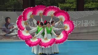 Buchaechum - Traditional Korean Dance