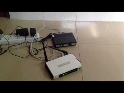 How to Connect a DSL Modem & a TP-Link Router for Wireless