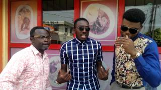 The plantation men(Mc Abbey,Bovi &Omobaba)