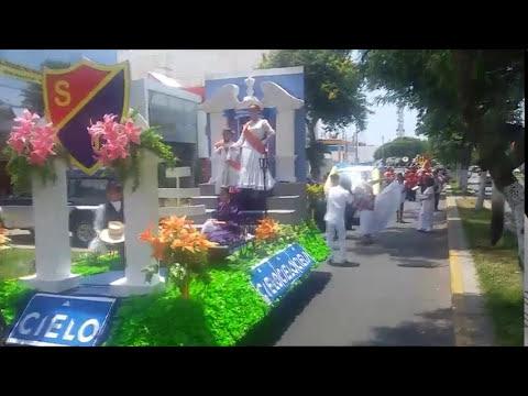 Gran corso de la marinera 2015 - Trujillo