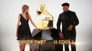 Taylor Swift & LL Cool J - The 54th Annual Grammy Awards Impressive