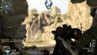 DSR 50 killfeed Black ops ll