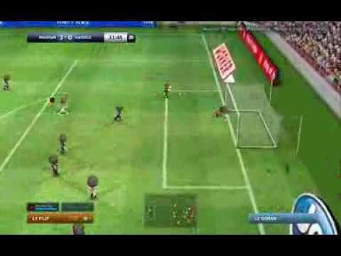 Goley kaleden kaleye gol at���