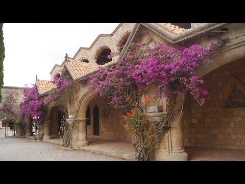 Filerimos – The cross. Rhodes.