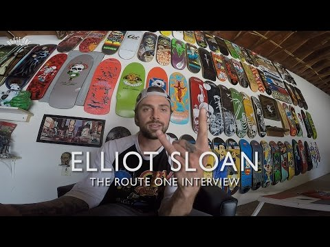 Elliot Sloan:  The Route One Interview
