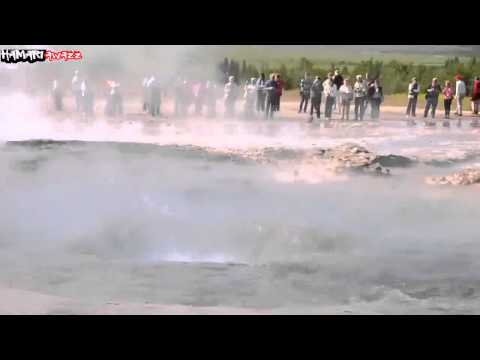 Boiling Lake Water Mashallah Subhanallah! video