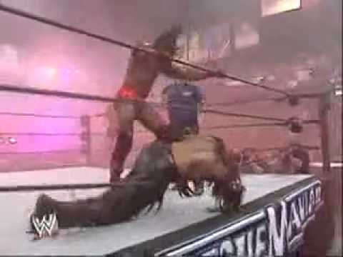 YouTube   WWE Wrestlemania 22 Boogeyman vs Booker T Music Videos