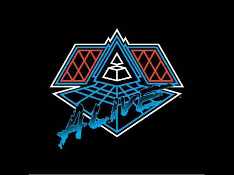 Daft Punk - Superheroes / Human After All / Rock'n Roll
