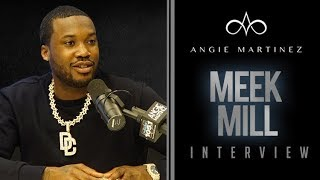 Meek Mill Talks Freemeek Kanye West Helping Others Regain Freedom