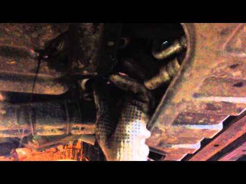 Hyundai Solaris - замена масла