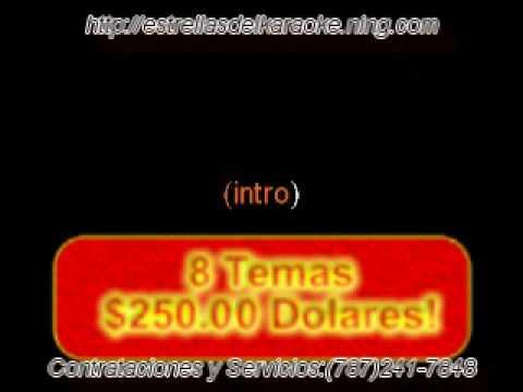 Karaoke La Quinta Estacion - Perdicion