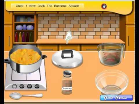 Culinária da Sara: Sopa de Abóbora