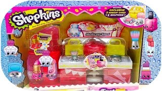 Shopkins Fashion Spree Makeup Spot _  Shopkins Moda seti