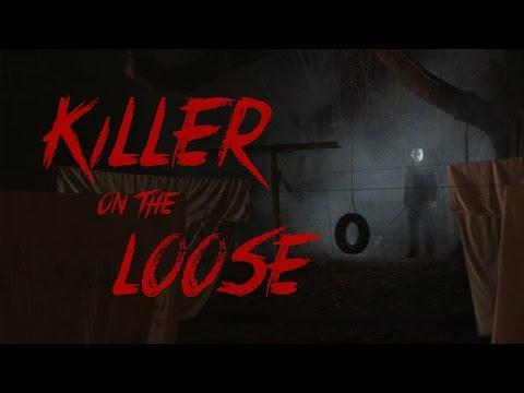 KILLER ON THE LOOSE - Short Horror Film streaming vf
