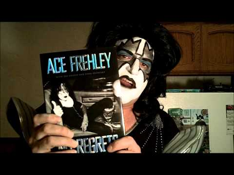 ACE FREHLEY BOOK REVIEW