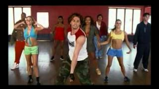Britney Spears - Brian Friedman (Training Overprotected)
