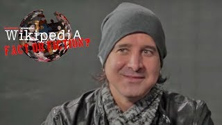 Creed's Scott Stapp - Wikipedia: Fact or Fiction?