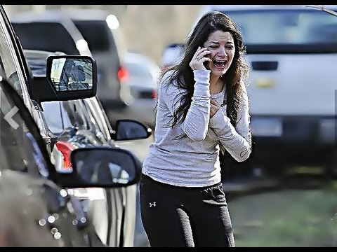 The massacre at the school in Newtownin Connecticut were killed 27 people, 18 children ...