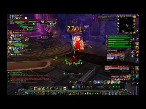 World of Warcraft - The Incredible Hulk Achievement - Utgarde Pinnacle Try 1
