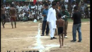 Bareta(Mansa)Kabaddi Tournament 16 Aug 2013 Part 5