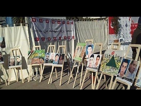 Ennahda حركة النهضة  سوسة (moderate Islamic) political rally in Sousse Tunisia 130113