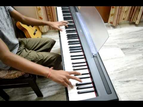 Dil Ke Jharokhe- Piano Cover- By Tushar Sharma