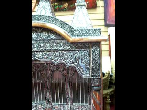 Big Hindu Temple Altar Mandir for Puja Aarti Prayers Shrine
