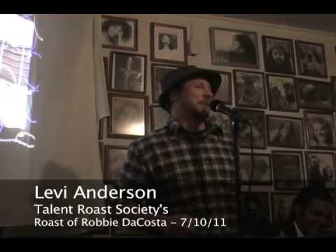 Levi Anderson @ the Roast of Robbie DaCosta (pt. 2)