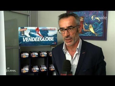 Vendée Globe : La société Gendreau soutient Romain Attanasio