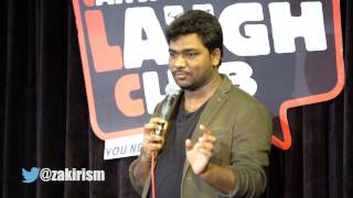 Zakir Khan - Photo Kheechani Nahi Aati
