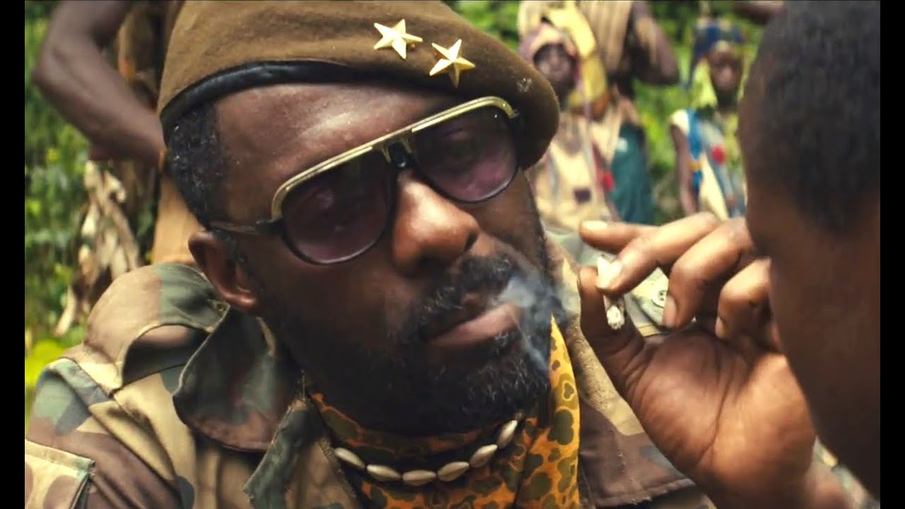Beasts of No Nation TRAILER 2 (HD) Idris Elba Thriller Movie 2015
