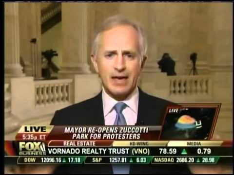 Corker Discusses Bill to Unwind Fannie Mae and Freddie Mac