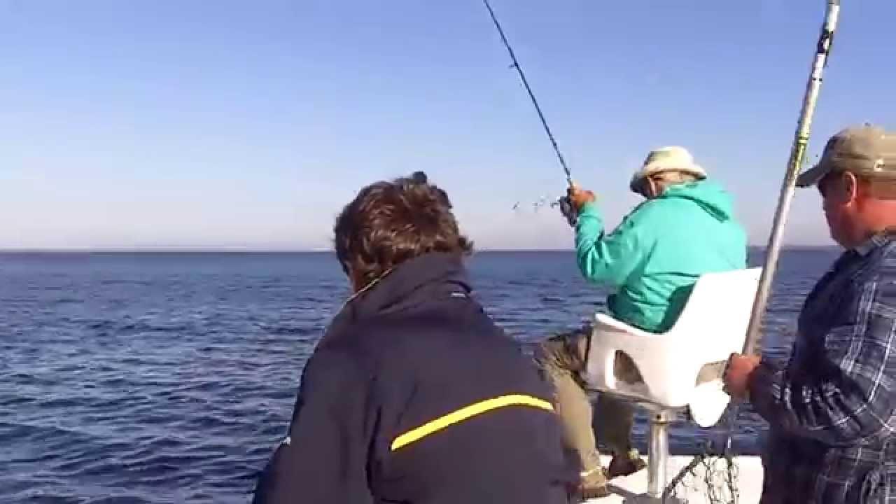 Fishing st joe bay oct 2014 youtube for Port st joe fishing report
