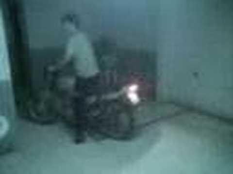 gaucho de moto