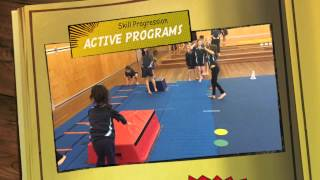 [Watch Gymnastic moves by 6 year old student at FitFutures ] Video