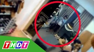 Giả vờ mang bầu, trộm laptop cực tinh vi trong cửa hàng quần áo | THDT