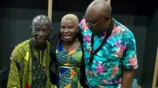 Doudou Ndiaye Rose, Manu Dibango et Angelique Kidjo