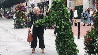 BUSHMAN PRANK 🍀 THE BEST REACTIONS EVER