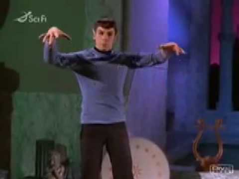 Just Dance, Spock!