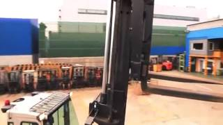 Doosan Industrial Vehicle heavy forklift
