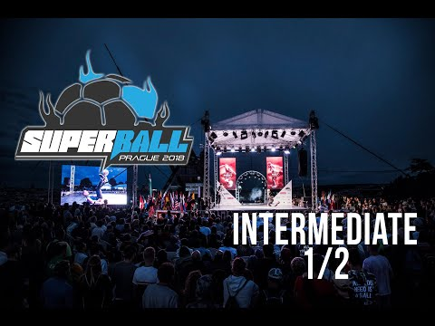 Intermediate Battle (Part 1/2) | Super Ball 2018