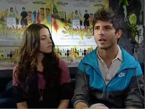 Olivia Thirlby & Jonathan Levine The Wackness interview Pt 1 Video