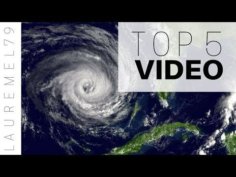 5 Most Destructive Hurricanes in History