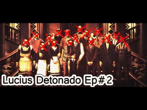 Detonado Lucius #2  - GENE