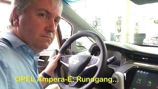 OPEL Ampera-E: Rundgang (Walkthrouth) - E-Auto 2018