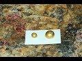 Золото из камней (шлихи).  Гидрохлорирование способ 2 - Concentrates. Hydrochloridebuy method 2