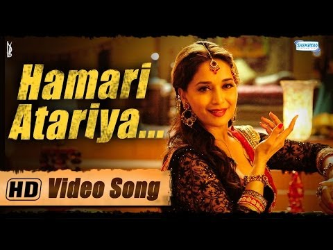 hamari Atariya Song - Feat. Madhuri Dixit Nene - Dedh Ishqiya Exclusive video