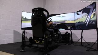 Factory Pre-Assembly of a Vesaro Racing Simulator - The Vesaro 195 V-Spec